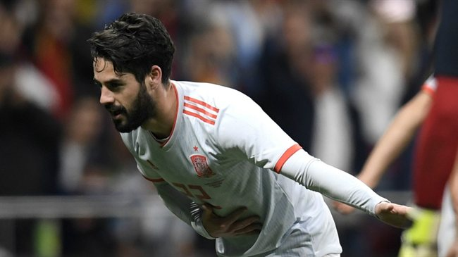 Guardiola descarta el fichaje de Isco y alaba al Real Madrid