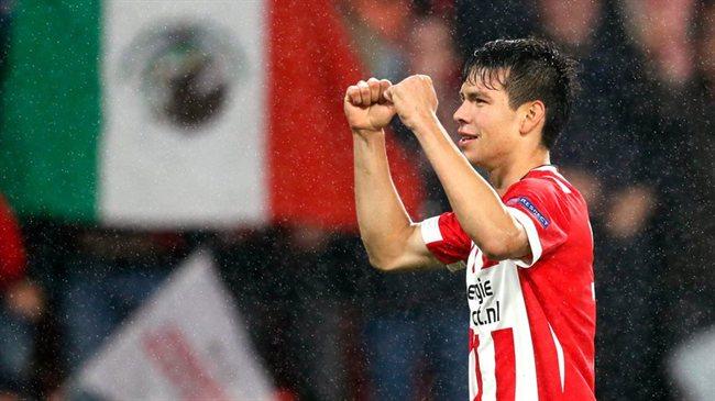 Pereiro encarrila para el PSV un clásico que sentencia Lozano