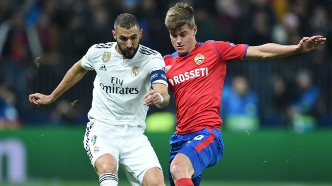 El Sevilla, sin Luis Fernando Muriel, goleó al Real Madrid en el Sánchez Pizjuán