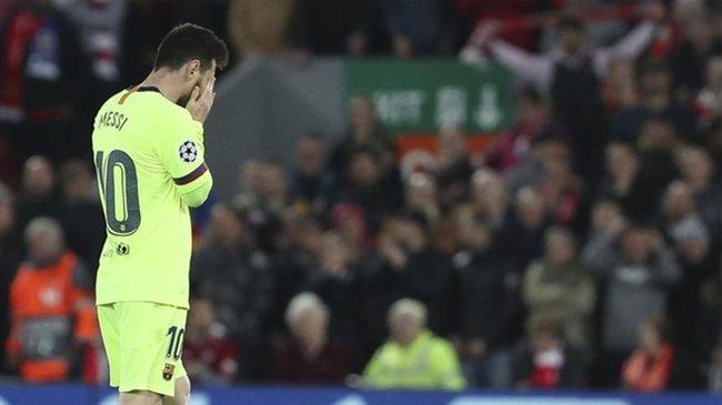 Messi, anodadado.