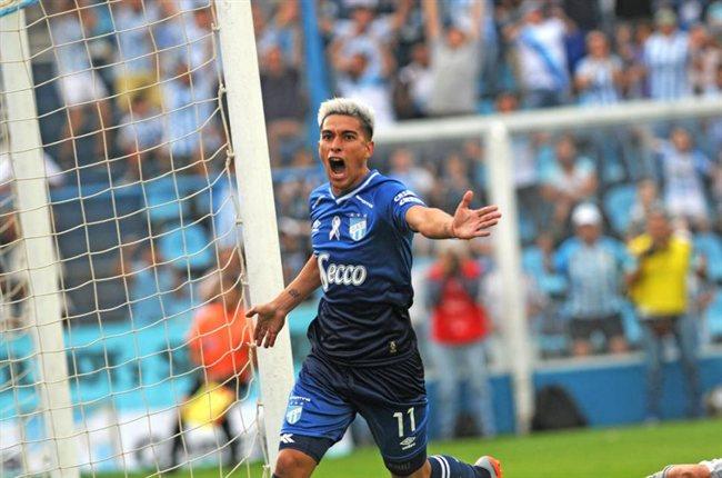 Fabio Álvarez tuvo un gran rendimiento en Tucumán.