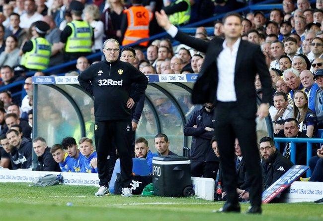 Bielsa y Lampard