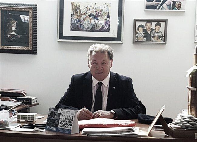 Presidente Huesca