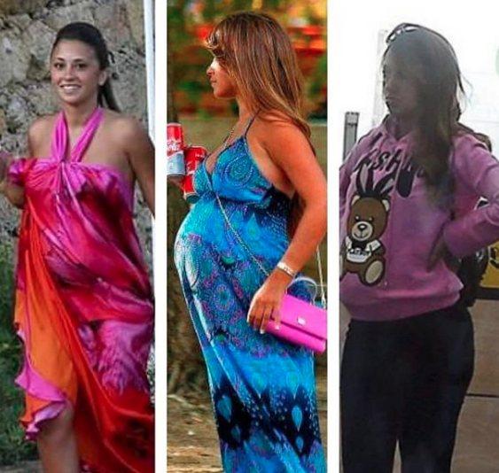 Antonella Roccuzzo Embarazada La Bomba Y Las Fotos