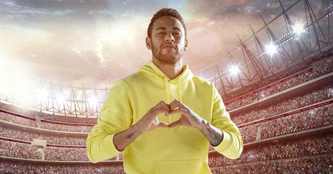 Neymar, estrella del PSG