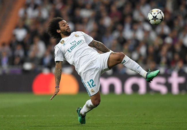 Marcelo realizando un control