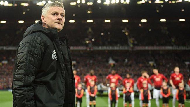 El técnico del Manchester United
