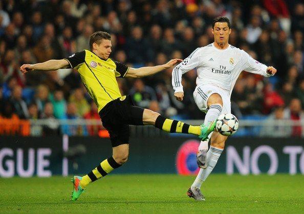 Cristiano, con el Madrid