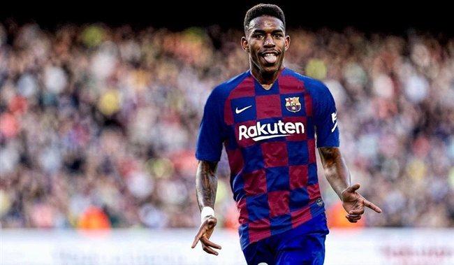 Junior Firpo, cerca del Barça