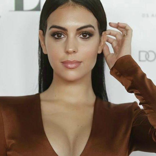 Georgina Rodríguez, en un evento