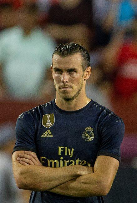 Gareth Bale, esta pretemporada