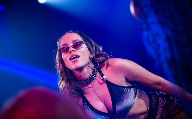Anitta, en Ibiza