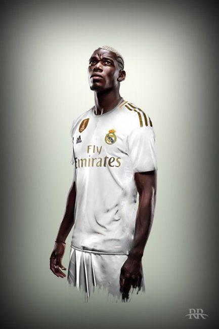 Pogba Madrid