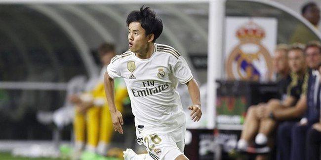 Kubo jugará cedido en el Valladolid la próxima temporada