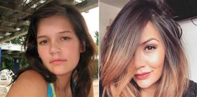 Lina Tejeiro, ayer y hoy
