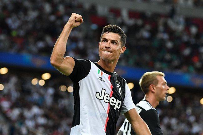 Cristiano Ronaldo, en la Juve