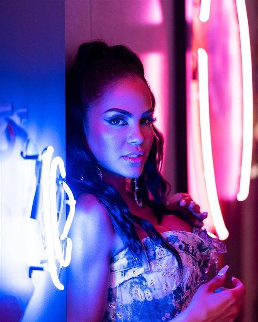 Natti Natasha, en un vídeo musical