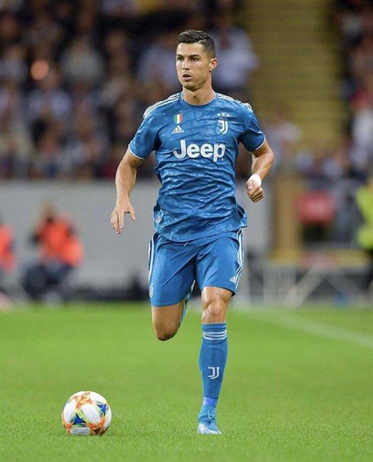 Cristiano Ronaldo, en un partido