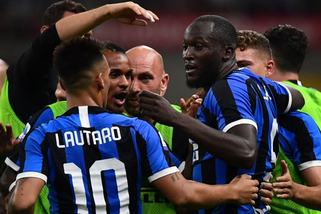 Victoria del Inter ante el Lecce