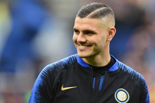 Icardi, con el Inter