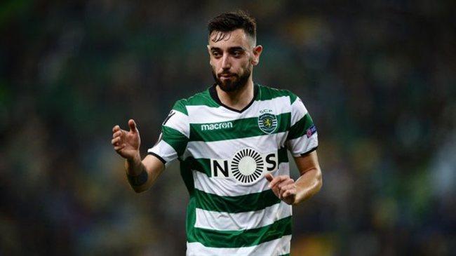 Fernandes, con el Sporting