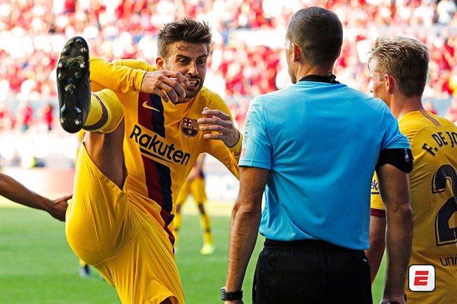 Piqué Penalty