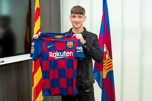 El fichaje del Barça