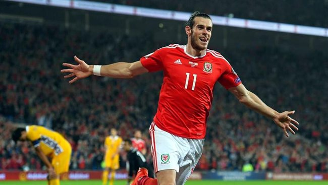Bale con Gales