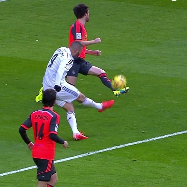 Madrid jugando