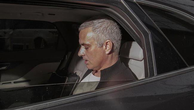 Mourinho, por Madrid