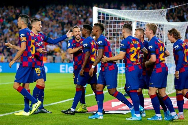 Barça ante el Valencia