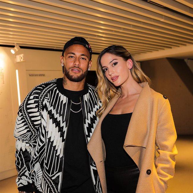 Neymar y Natalia