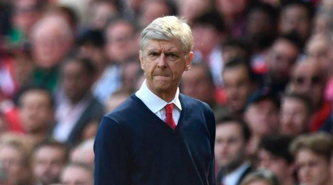 Wegner, con el Arsenal