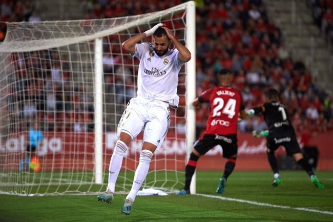 Benzema en Mallorca