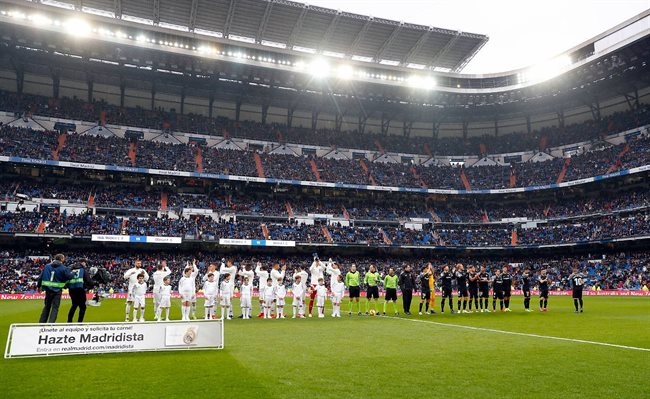 Real Madrid-Sevilla