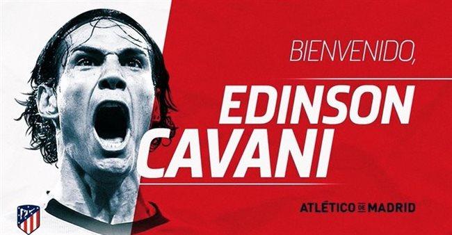 El PSG revela que Edinson Cavani pidió su salida del equipo