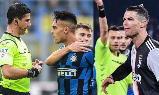 Inter y Juventus