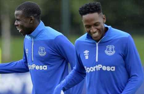 El show de Yerry Mina en el Everton llega al Barça (y da la vuelta al mundo)