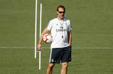 Lopetegui se calienta en un cara a cara con un crack del Real Madrid (y la cosa acaba muy mal)