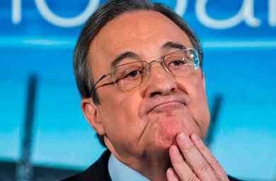 Peligro en el Barça: Florentino Pérez viene con 80 millones de euros (y ya negocia)
