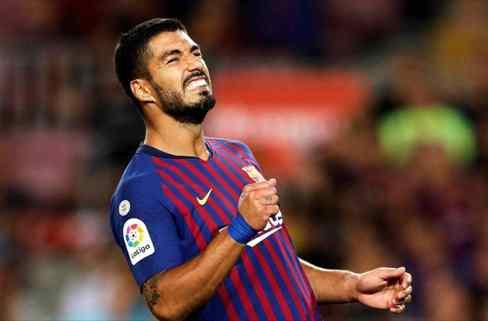 El recambio de Luis Suárez que le cierra la puerta al Barça (de momento)