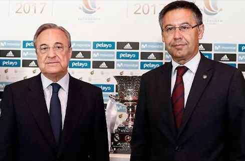 El Barça no lo quiere y negocia con Florentino Pérez: el fichaje caliente para el Real Madrid