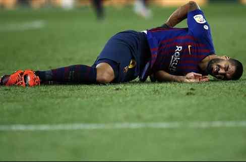 Luis Suárez está acabado: el Barça le busca recambio (y tiene a dos galácticos en la agenda)