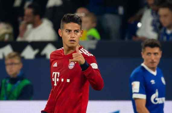 James Rodríguez lo sabe: oferta de un grande para llevárselo del Bayern (y en el Madrid aceptan)