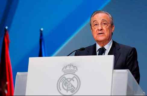 Florentino Pérez cierra un negocio salvaje en el The Best (y hay sorpresa)