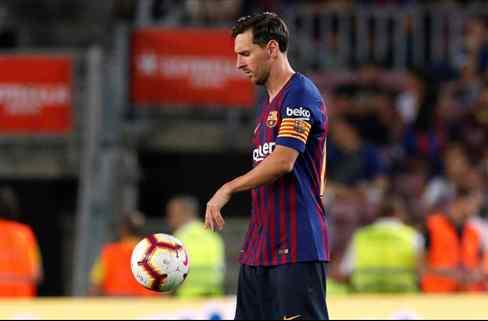 Messi pide un fichaje sonado en el Barça: el crack que se carga (y lo quiere en enero)