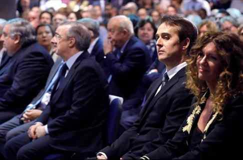En el Real Madrid saltan chispas: el gran desafío de Lopetegui a Florentino Pérez