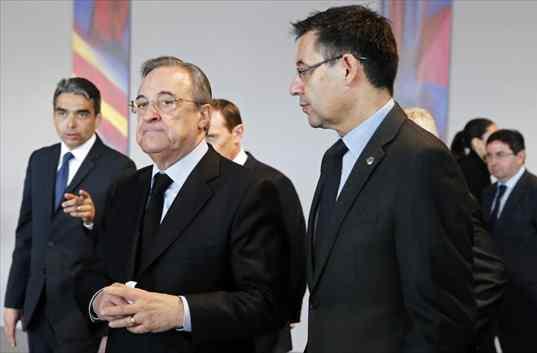 La jugada de Florentino Pérez para encarecer un fichaje del Barça