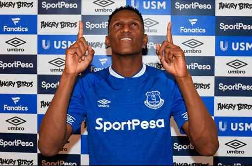Se calienta el futuro de Yerry Mina: la cesión de la que ya se habla en el Everton