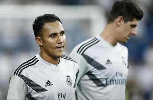 La pataleta de Courtois en el Real Madrid que salpica a Keylor Navas